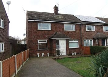 Thumbnail 3 bed town house for sale in Burghley Road, Scunthorpe