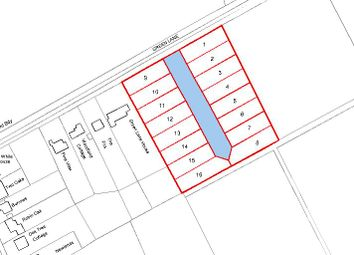 Thumbnail Land for sale in Plot 3, Green Lane, Ockham, Woking, Surrey