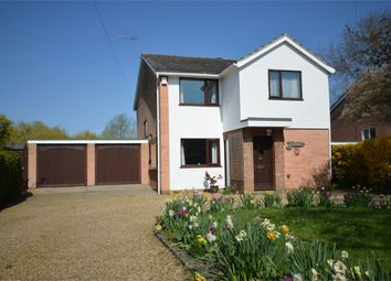 Thumbnail 4 bed detached house for sale in White Horse Lane, Trowse, Norwich