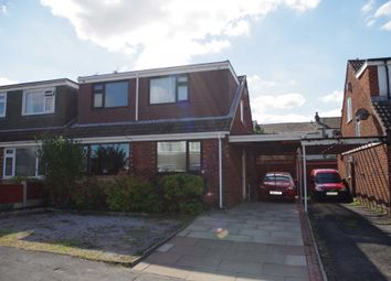Thumbnail 4 bedroom semi-detached house for sale in Rydal Road, Little Lever, Bolton