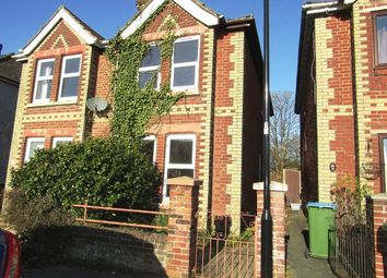 Thumbnail 3 bedroom semi-detached house for sale in Heath Road, Southampton