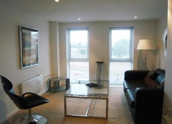 Thumbnail 1 bed flat to rent in Trinity One, Leeds