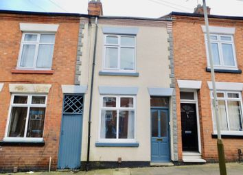Thumbnail 2 bed terraced house to rent in Rowan Street, Leicester
