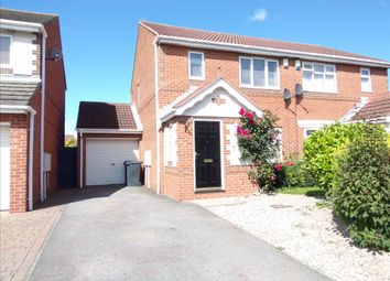 Thumbnail 3 bed semi-detached house to rent in St. Marys Drive, West Rainton, Houghton Le Spring