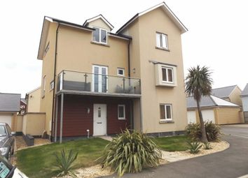 Thumbnail 4 bed detached house for sale in Cefn Padrig, Machynys, Llanelli, Carms