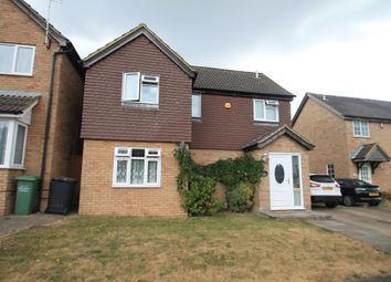 Thumbnail 4 bed property to rent in Ravenhill Way, Luton
