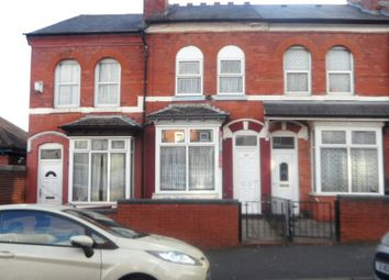 Thumbnail 3 bedroom terraced house for sale in 66 Hamilton Road, Handsworth