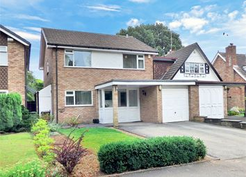 Thumbnail 4 bed detached house for sale in Chester Road, Castle Bromwich, Birmingham, West Midlands