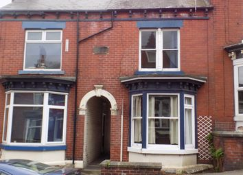 Thumbnail 3 bed terraced house to rent in Hunter House Road, Hunters Bar. Sheffield