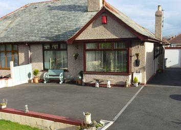 Thumbnail 2 bed semi-detached bungalow for sale in Heysham Road, Heysham