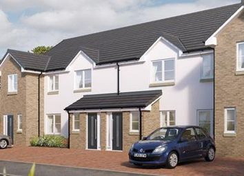 Thumbnail 2 bedroom terraced house for sale in Borlandwalk, Glassford, Strathaven