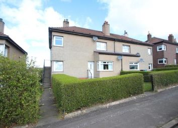 Thumbnail 2 bed flat for sale in Gartleahill, Airdrie, North Lanarkshire