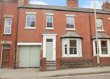 Thumbnail 4 bed end terrace house for sale in Salop Road, Oswestry