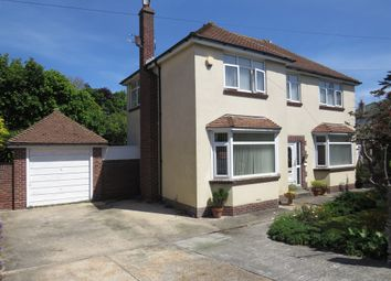 Thumbnail 4 bed detached house for sale in Buxton Road, Weymouth