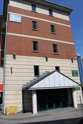 Office to let in Caxton Place, 4th Floor. Roden Street, Ilford, Ilford, Essex IG1