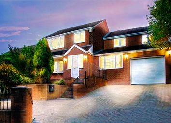 Thumbnail 4 bed detached house for sale in Robin Hood Road, Quarry Bank, Brierley Hill