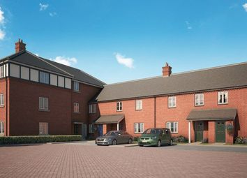 Thumbnail 2 bed flat for sale in Chappell Close, Aylesbury