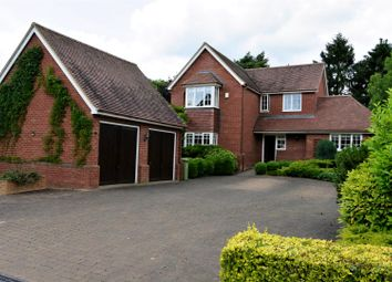 Thumbnail 4 bed detached house for sale in Crow Lane, Wavendon, Milton Keynes