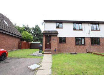 Thumbnail 2 bed flat for sale in Kirkfield View, Livingston Village, West Lothian