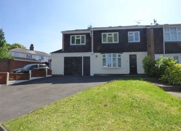Thumbnail 4 bedroom end terrace house for sale in Pinfold Lane, Penn, Wolverhampton