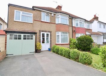 Thumbnail 4 bed semi-detached house for sale in Dennis Road, Gravesend