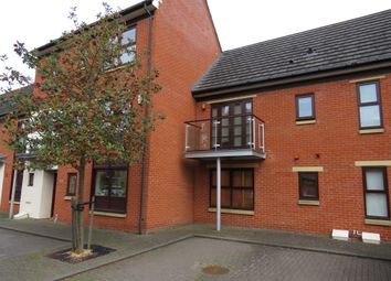 Thumbnail 2 bedroom flat for sale in Far End, St James, Northampton