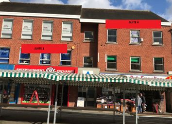 Thumbnail Office to let in 79-79A High Street, Newcastle-Under-Lyme, Staffordshire