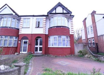Thumbnail 5 bedroom end terrace house for sale in Hyde Park Avenue, Winchmore Hill