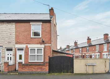 Thumbnail 3 bedroom end terrace house for sale in Grosvenor Street, Derby