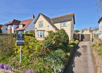 Thumbnail 3 bed detached house for sale in 40 Milton Lane, Wells, Somerset