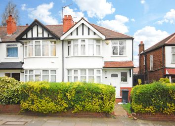 Thumbnail 3 bed terraced house for sale in Twyford Abbey Road, London