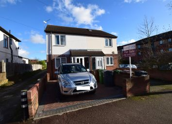 Thumbnail 2 bed semi-detached house for sale in Ashton Gardens, Chadwell Heath, Romford