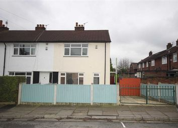 Thumbnail 2 bedroom end terrace house to rent in Wilbraham Road, Walkden, Manchester