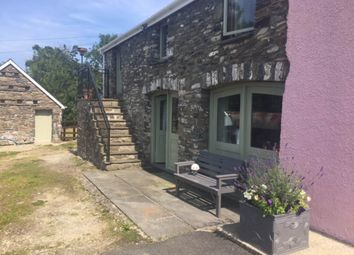 Thumbnail 1 bed flat to rent in Cellan Road, Cwmann, Lampeter
