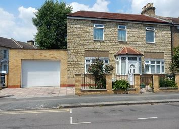 Thumbnail 3 bed end terrace house for sale in Sedgwick Road, Leyton, London