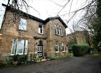 Thumbnail 3 bed flat for sale in Hamilton Road, Glasgow