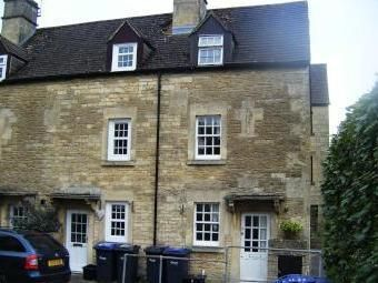Thumbnail 1 bed end terrace house to rent in Post Office Lane, Corsham