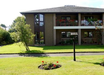 Thumbnail 2 bed flat for sale in South Lodge Court, Ayr