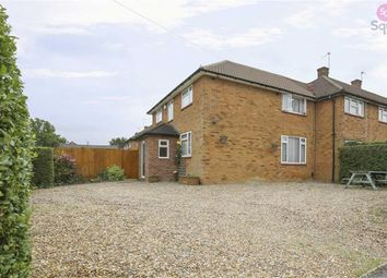 Thumbnail 3 bed end terrace house for sale in Warren Grove, Borehamwood, Hertfordshire