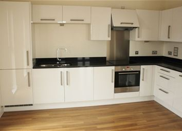 Thumbnail 2 bed flat to rent in Aylesbury House, Halton Road, Wembley, London