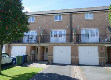Thumbnail 3 bed town house to rent in Lister Close, Chesterfield