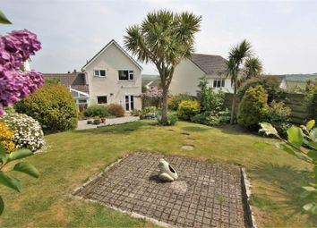 Thumbnail 3 bed detached house for sale in Curlew Close, Pentire, Newquay