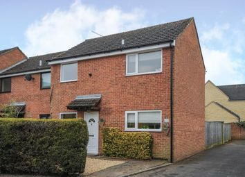 Thumbnail 2 bed end terrace house to rent in Carterton, Oxfordshire