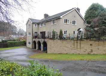 Thumbnail 5 bed detached house for sale in Longhurst Lane, Marple Bridge, Stockport