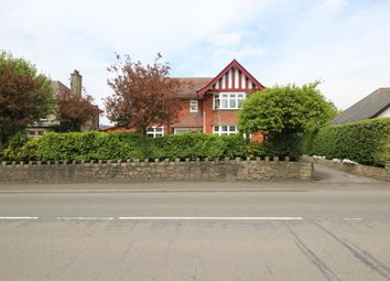 Thumbnail 3 bed detached house for sale in Low Leighton Road, New Mills, High Peak