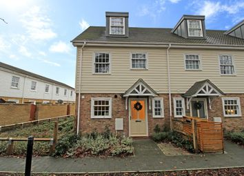 Thumbnail 3 bed semi-detached house to rent in Bennetts Rise, Southdowns Park, Haywards Heath