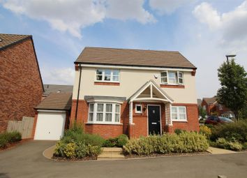 Thumbnail 4 bedroom detached house for sale in Hawthorn Close, Eden Park, Rugby