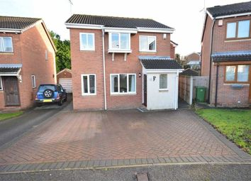 Thumbnail 4 bed detached house for sale in Kedleston Close, Ripley