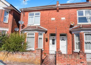 Thumbnail 3 bed end terrace house for sale in Ampthill Road, Shirley, Southampton