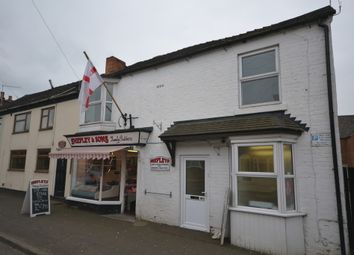 Thumbnail 2 bedroom flat to rent in Shrewsbury Road, Market Drayton, Shropshire